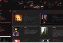 Piwigo 开源相册系统