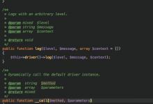 php ...三个点的参数,php参数前带三个点是什么意思?